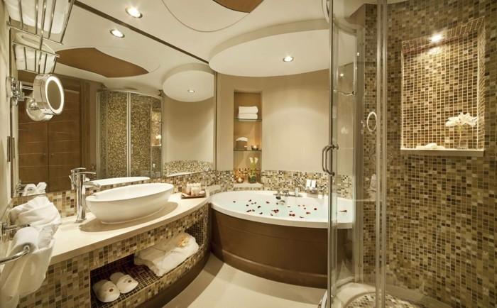 Wie kann man das Bad in eine Oase verwandeln? - Archzine.net