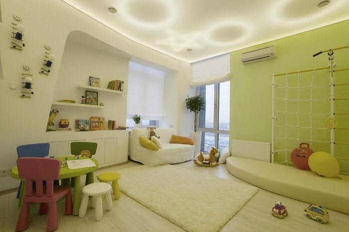 kinderzimmer-ideen-gruen-ein-super-interieur