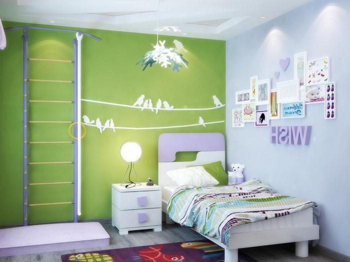 77 Verbluffende Kinderzimmer Ideen Mit Grun