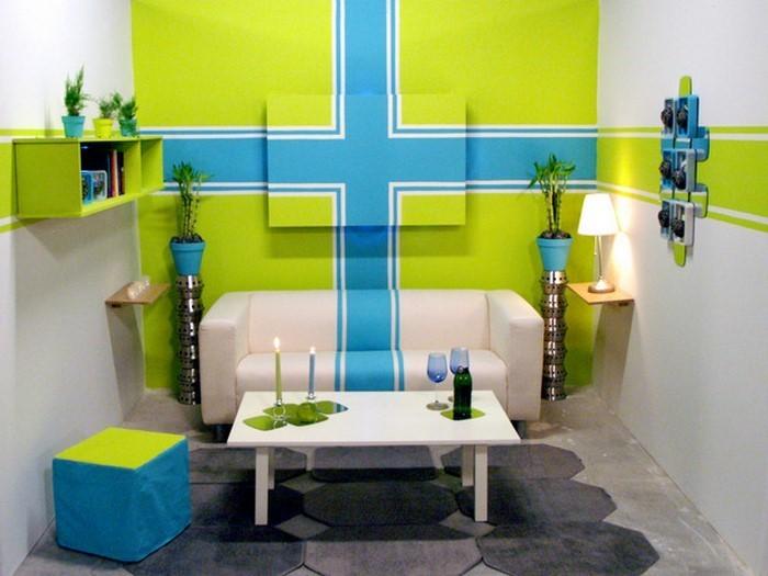 kinderzimmer-ideen-gruen-eine-tolle-dekoration