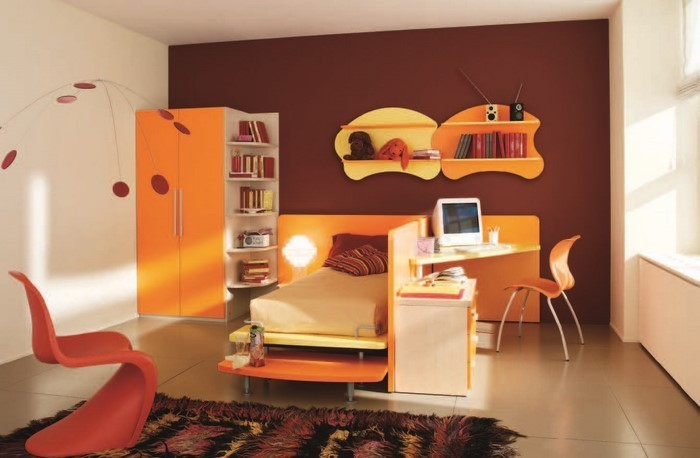 kinderzimmer-orange-ein-super-design
