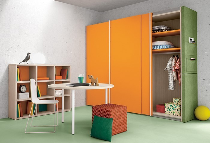 kinderzimmer-orange-ein-wunderschoenes-design