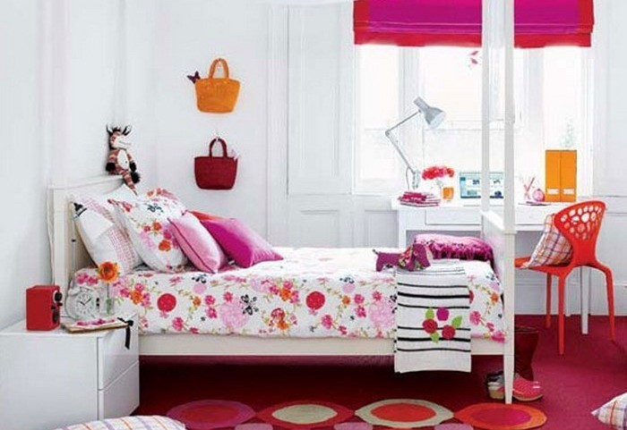 kinderzimmer f rblig gestalten das fr hliche orange. Black Bedroom Furniture Sets. Home Design Ideas
