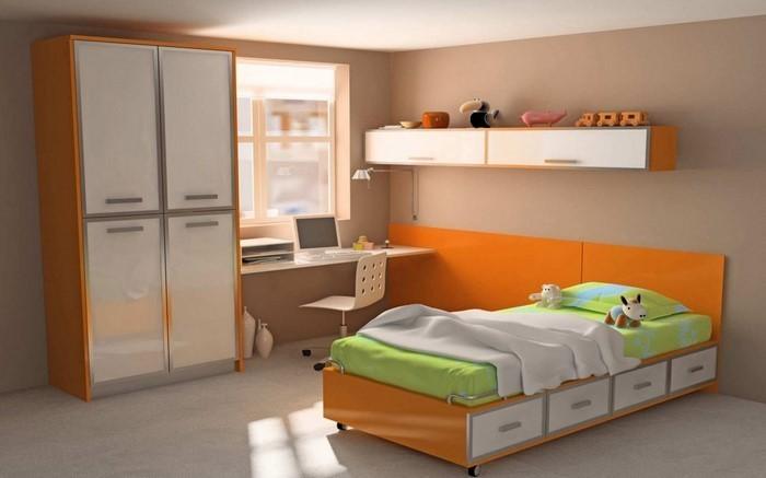 kinderzimmer-orange-eine-kreative-entscheidung