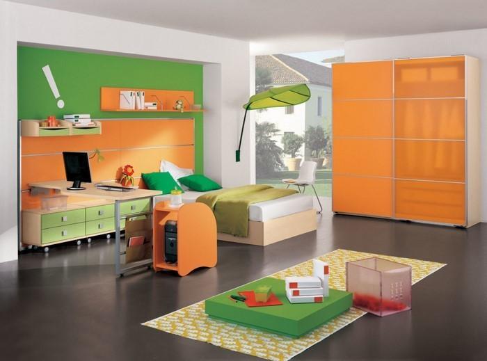 kinderzimmer-orange-eine-super-entscheidung