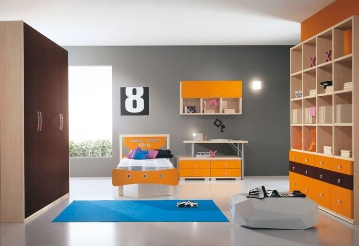 kinderzimmer-orange-eine-tolle-gestaltung