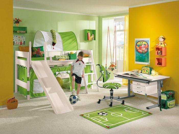 Kinderzimmer färblig gestalten: das fröhliche Orange | {Kinderzimmer ausstattung 35}
