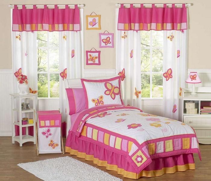 Kinderzimmer Gestaltung Wandfarben : Das Kinderzimmer rosa gestalten Ein märchenhaftes Mädchenzimmer