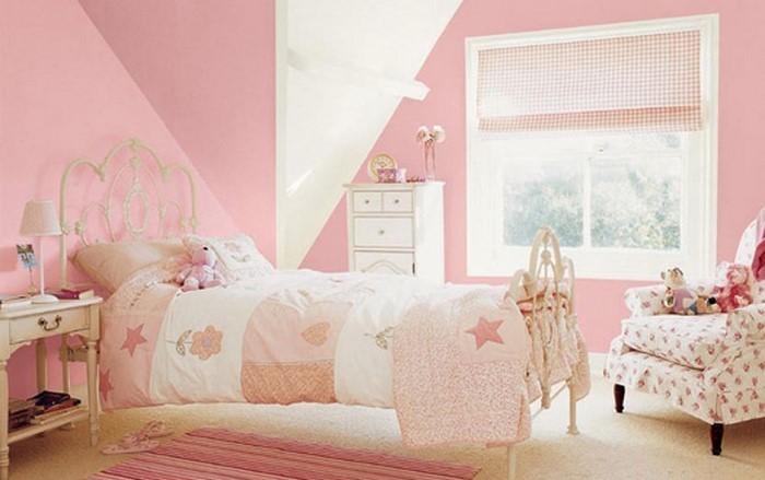 kinderzimmer-rosa-eine-auffaellige-ausstrahlung