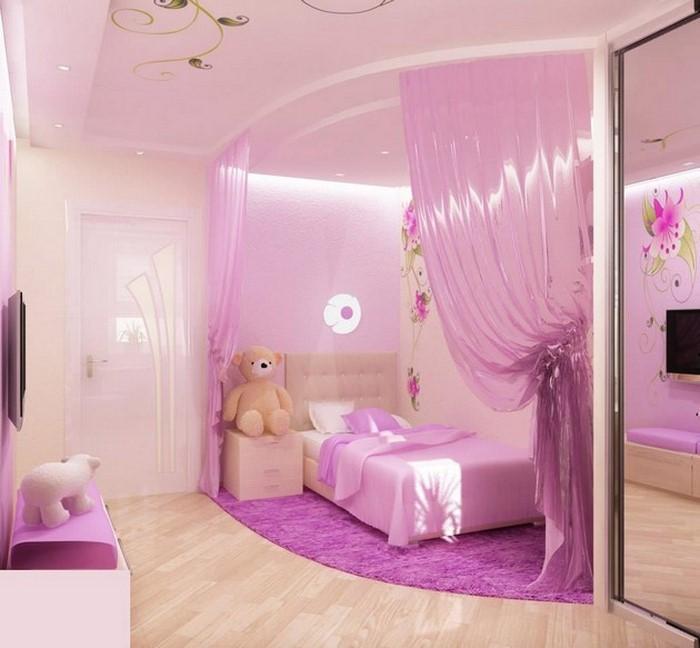 kinderzimmer-rosa-eine-coole-dekoration
