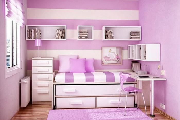 das kinderzimmer rosa gestalten das fr hliche rosa. Black Bedroom Furniture Sets. Home Design Ideas