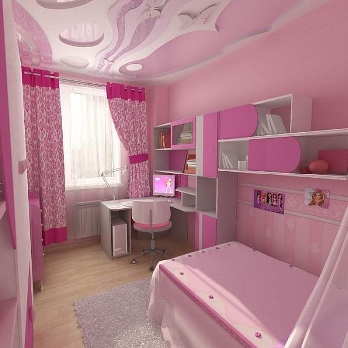 Kinderzimmer Rosa Eine Moderne Ausstattung