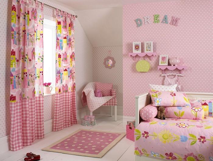 kinderzimmer-rosa-eine-moderne-dekoration