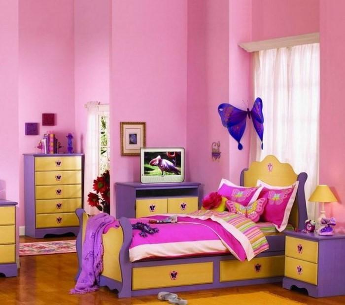 kinderzimmer-rosa-eine-verblueffende-ausstrahlung