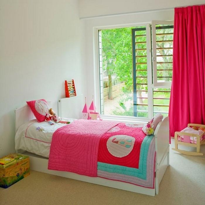 kinderzimmer-rosa-eine-verblueffende-einrichtung