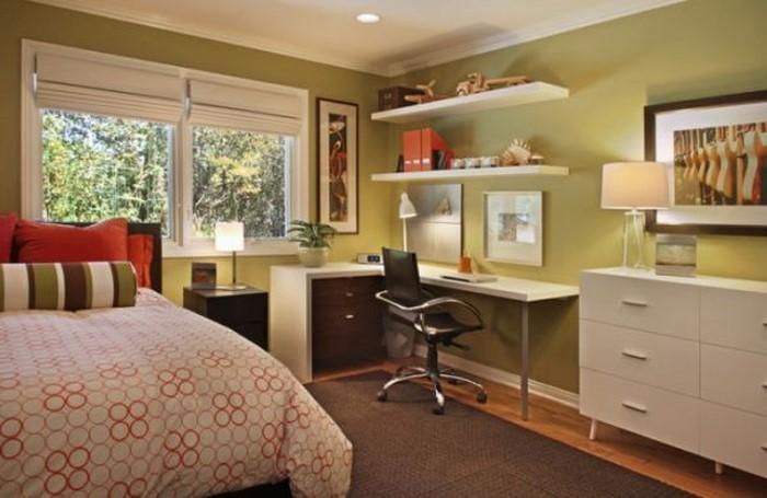 Kinderzimmer farblich gestalten: 70 Wohnideen mit der Farbe Braun