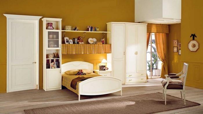 Kinderzimmer-farblich-gestalten-mit-Braun-Eine-auffällige-Ausstrahlung