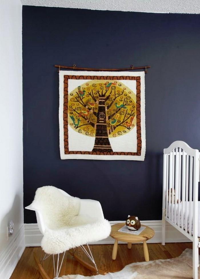 kinderzimmer farblich gestalten: 70 wohnideen mit der farbe braun - Kinderzimmer Braun Grun