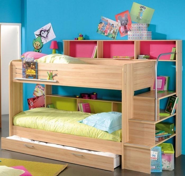 Kinderzimmer-farblich-gestalten-mit-Braun-Eine-kreative-Ausstrahlung