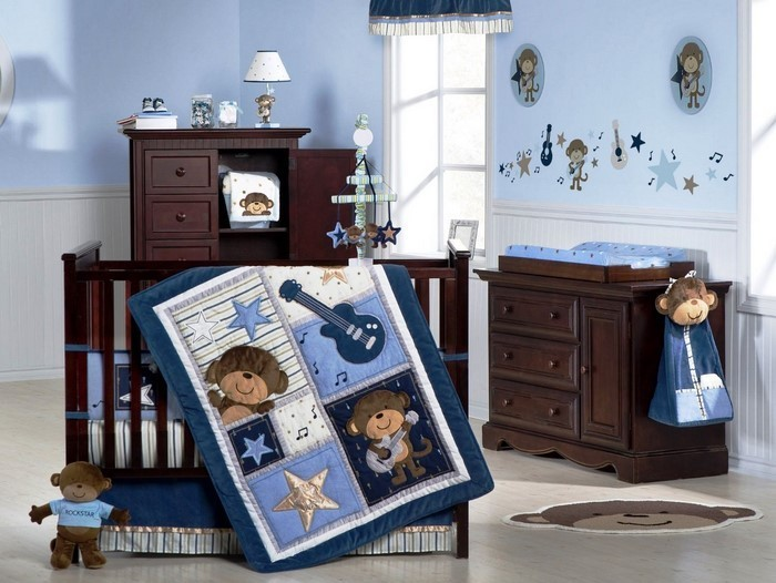 kinderzimmer farblich gestalten 70 wohnideen mit der. Black Bedroom Furniture Sets. Home Design Ideas