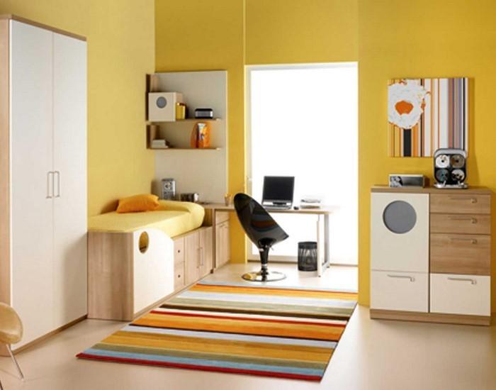 Kinderzimmer-farblich-gestalten-mit-Braun-Eine-tolle-Gestaltung