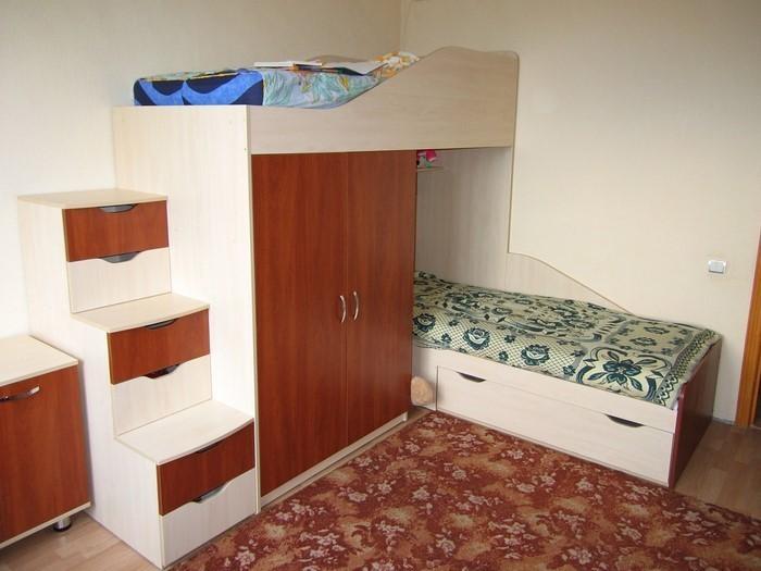 Kinderzimmer-farblich-gestalten-mit-Braun-Eine-verblüffende-Dekoration