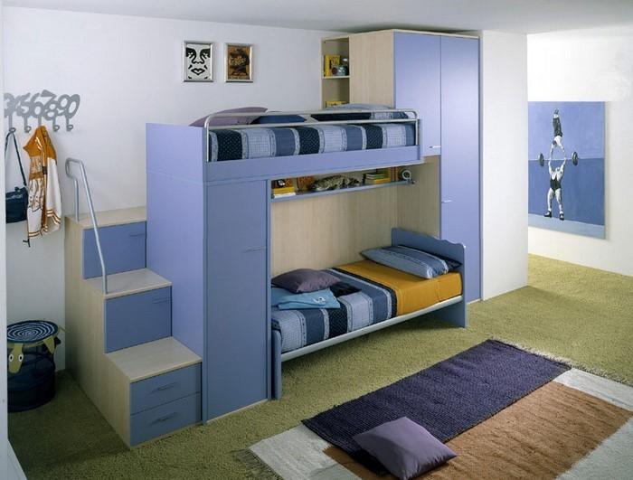 Kinderzimmer-farblich-gestalten-mit-Braun-Eine-verblüffende-Entscheidung
