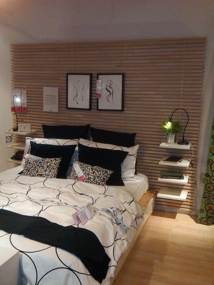 schlafzimmer w nde farblich gestalten braun. Black Bedroom Furniture Sets. Home Design Ideas