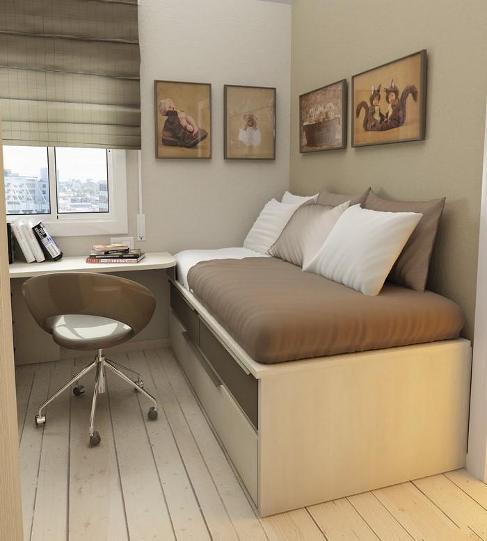 Kinderzimmer-farblich-gestalten-mit-Braun-Eine-wunderschöne-Dekoration