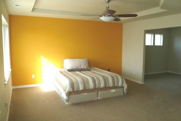Kinderzimmer-gelb-Ein-modernes-Interieur