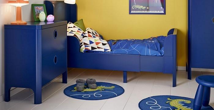 Kinderzimmer-gelb-Ein-verblüffendes-Interieur