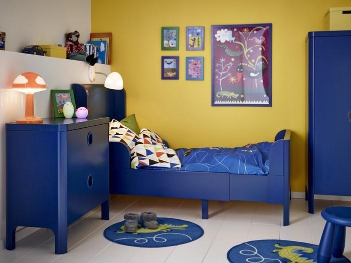 Kinderzimmer-gelb-Eine–coole-Entscheidung