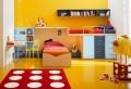 Das Kinderzimmer gelb gestalten: das sonnige Gelb!