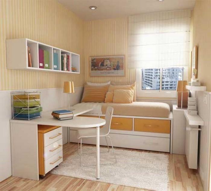 Kinderzimmer-gelb-Eine-moderne-Ausstrahlung