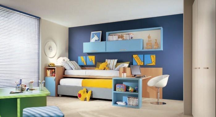 Kinderzimmer-gelb-Eine-super-Ausstattung
