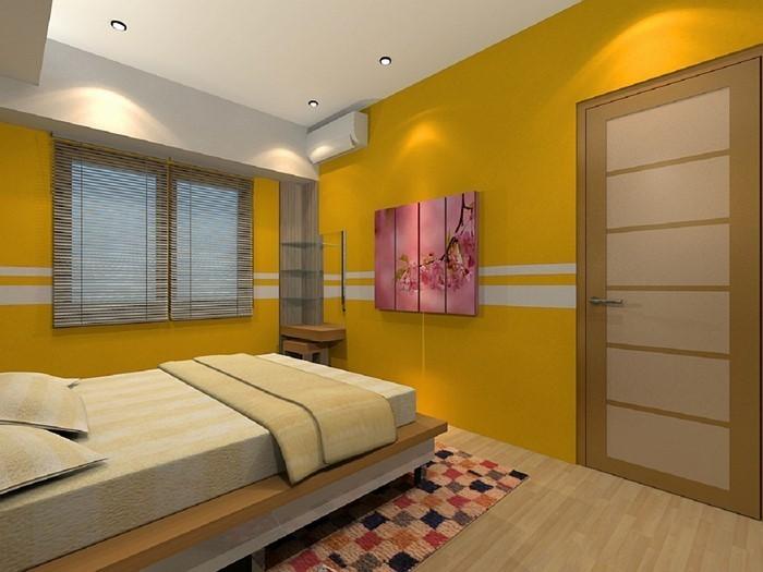 Kinderzimmer-gelb-Eine-super-Ausstrahlung