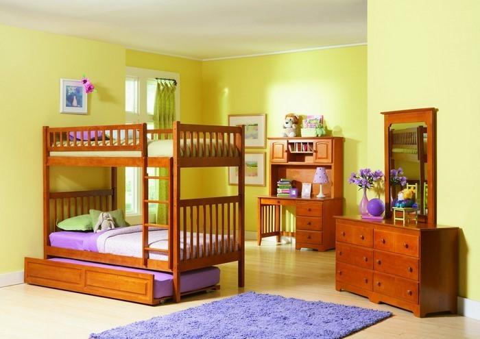 Kinderzimmer-gelb-Eine-super-Gestaltung