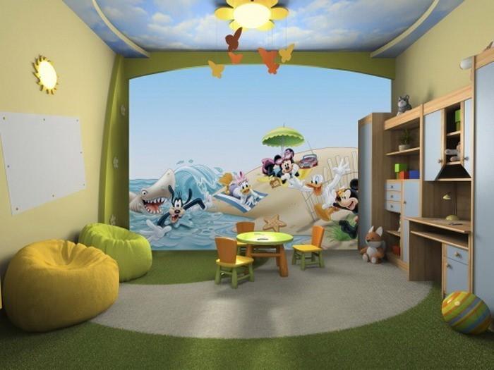 Kinderzimmer Gelb Eine Tolle Ausstattung