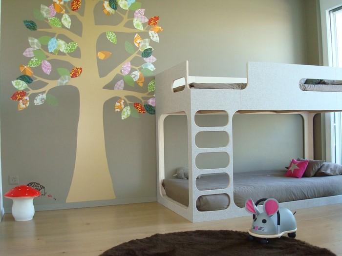 kinderzimmer-grau-ein-aussergewoehnliches-design