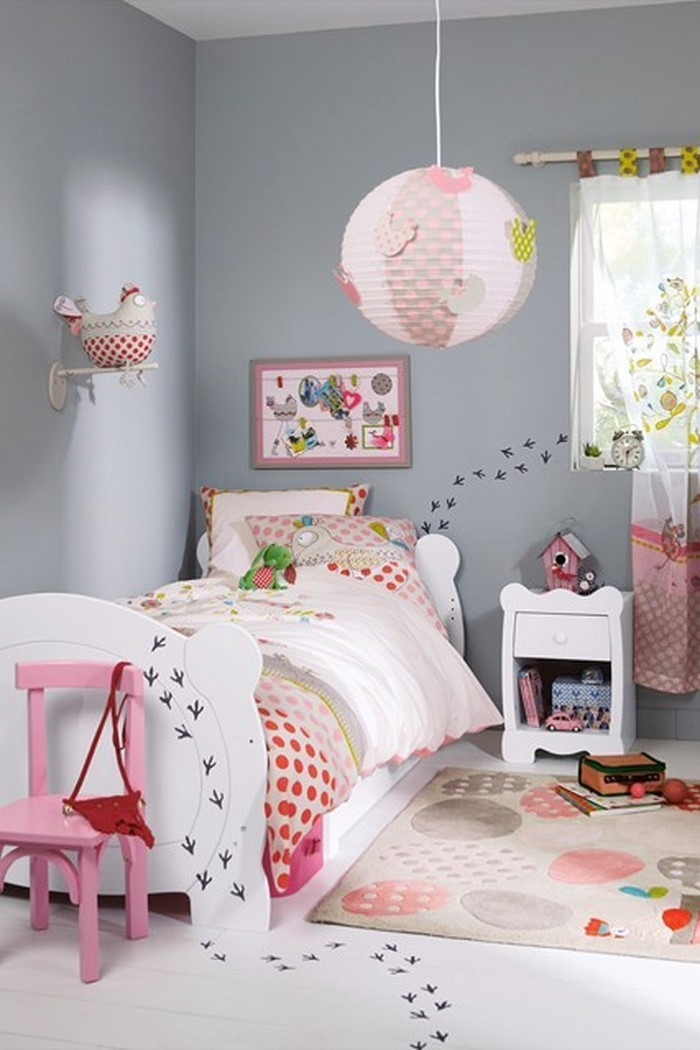 das kinderzimmer grau gestalten 73 wundersch ne ideen. Black Bedroom Furniture Sets. Home Design Ideas
