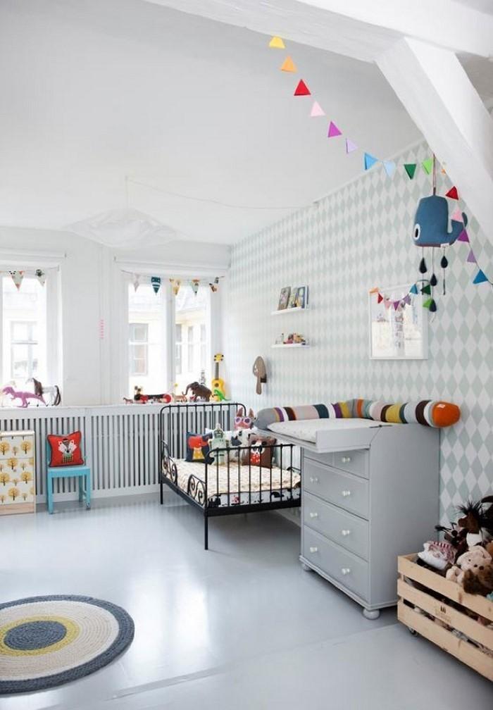 kinderzimmer-grau-eine-aussergewoehnliche-dekoration