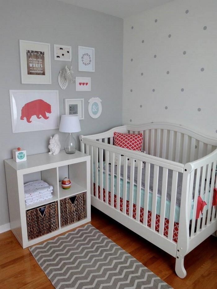 Kinderzimmer In Grau Badezimmer U0026 Wohnzimmer