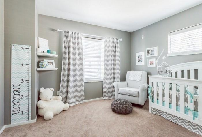 Das Kinderzimmer Grau Gestalten 73 Wundersch 246 Ne Ideen