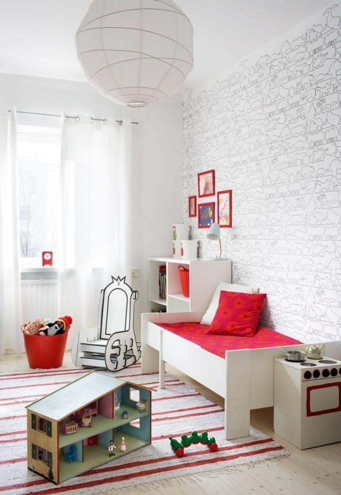 praktischer kleiderschrank mädchenzimmer interieur einrichten
