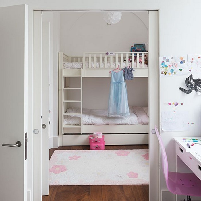 kinderzimmer in wei einrichten und dekorieren. Black Bedroom Furniture Sets. Home Design Ideas