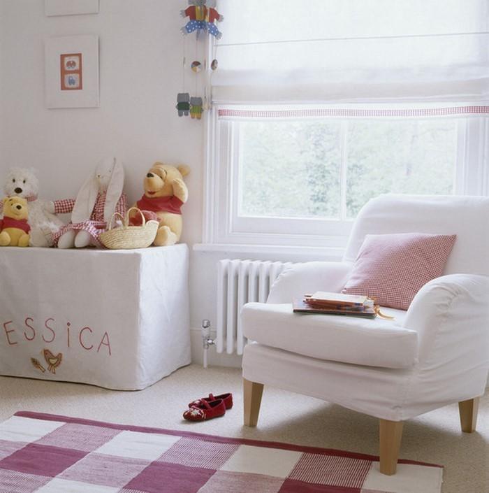 Kinderzimmer in Weiß einrichten und dekorieren | {Kinderzimmer ausstattung 25}