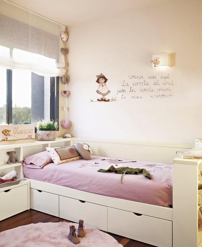 Einrichten Mit Farben Beige Farbtöne Für Gemütliche Ruhe: Kinderzimmereinrichtung: Das Geheimisvolle Lila