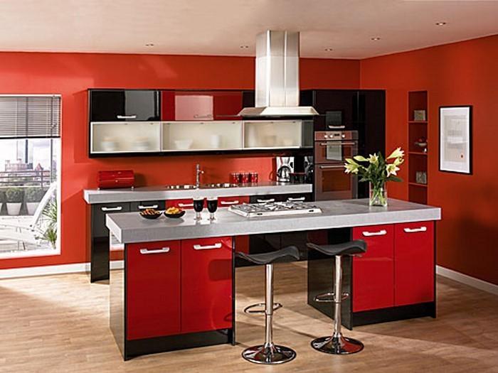 kueche-in-rot-eine-aussergewoehnliche-dekoration