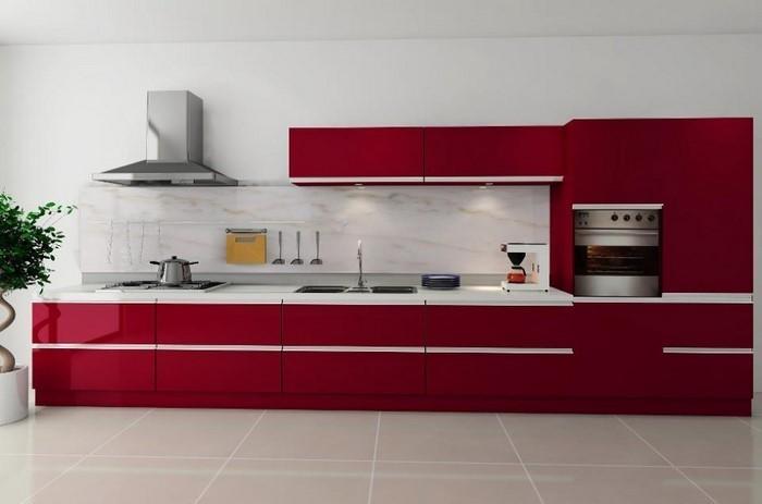 kueche-in-rot-eine-moderne-einrichtung