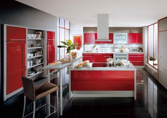 kueche-in-rot-eine-moderne-gestaltung